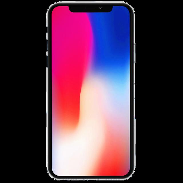 ホームボタンのないiPhone X (XS/XR含む)の場合:スクリーンショットを撮る方法